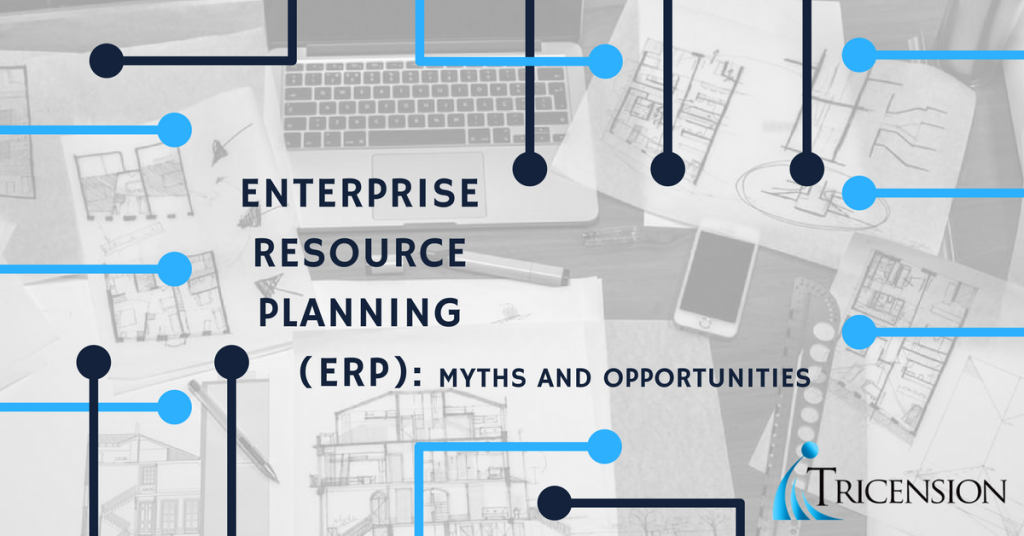 ERP Myths & Opportunities Graphic